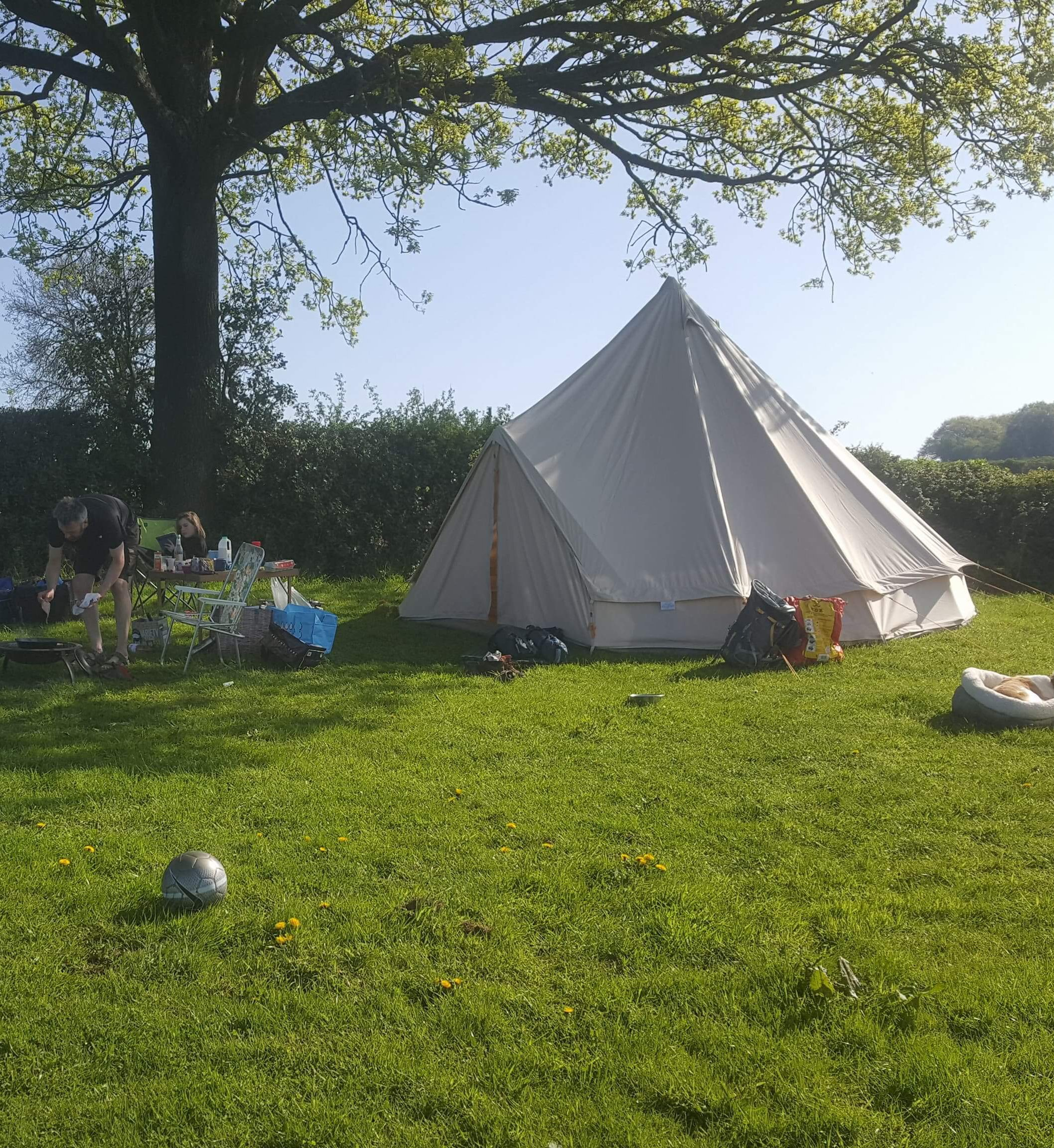 Campsite Hereford