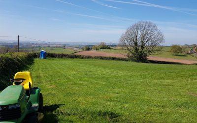 Camping Facilities At The Plough